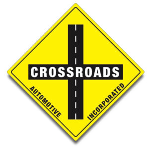 CrossRoads Automotive Incorporated Logo